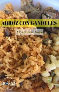 """Arroz con Gandules"" a Puerto Rican Staple"