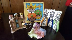 "Celebrating ""Los Tres Reyes Magos"" in the U.S.A."