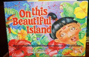 En esta hermosa isla