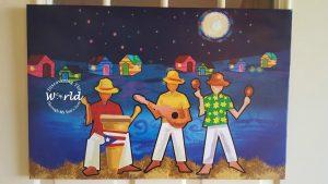 "Celebrating ""Noche Buena"" (Christmas Eve) in Puerto Rico"