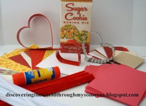 Valentine's Day: Cookies and Cards