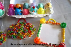 Easter Fun {Arts & Crafts}