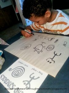 Do It Yourself Petroglyph: Discovering Our Taino Ancestry