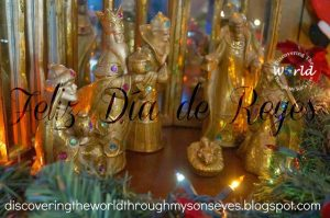 Feliz Día de Reyes {Happy Three Kings Day}