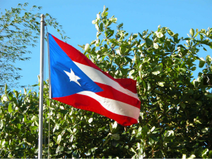 Celebrating 130 yrs. of the Puerto Rican Flag