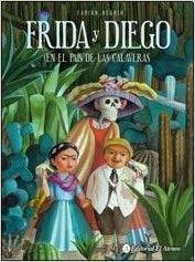 Frida y Diego en el Pais de las Calaveras Children's Book