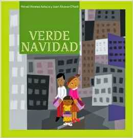 Verde Navidad  {Green Christmas} Children's Book