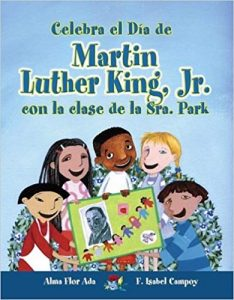 Martin Luther King, Jr. Spanish Children's Book