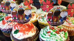 Free Three Kings Day / Epiphany / Día de Reyes Printable Cupcake Toppers