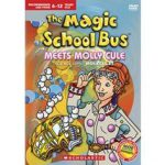 The Magic School Bus Meets Molly Cule Spanish Activity