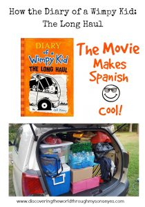 How the Diary of a Wimpy Kid: The Long Haul Movie Makes Spanish Cool