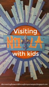 New Orleans Road Trip with Kids