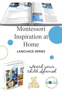 Montessori Inspired Language Learning Resource for Toddlers