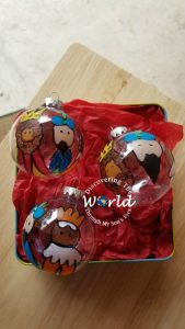 Wise Men Ornament Gift