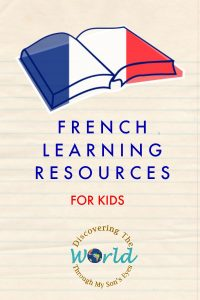 French Learning Resources for Kids