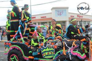 Festival de máscaras de Hatillo (Hatillo's Mask Festival)