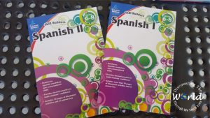 Spanish Workbooks for Kids
