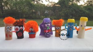Easy Finger Puppets For Kids