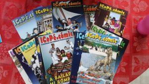 Puerto Rico's Cultural Comics for Kids ICePé.cómic