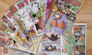 Spanish language comics for older kids